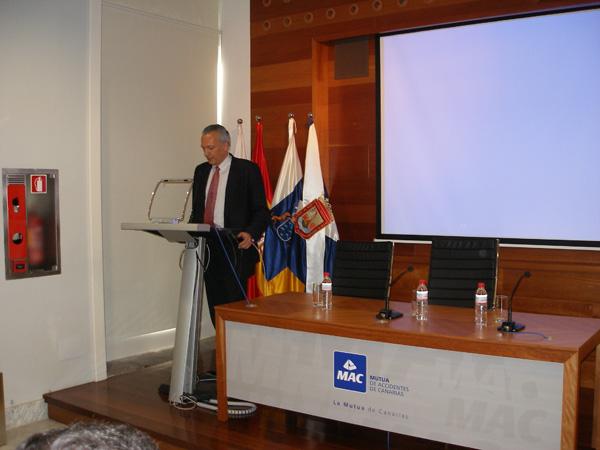 Manuel Rodríguez inauguró las jornadas