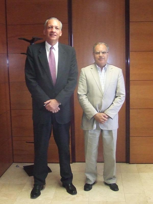 Manuel Rodíguez y Casimiro Curbelo