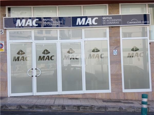 Centro asistencial MAC en la Palma