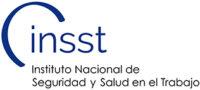 Logo del Instituto Nacional de Seguridad y Salud en el Trabjao