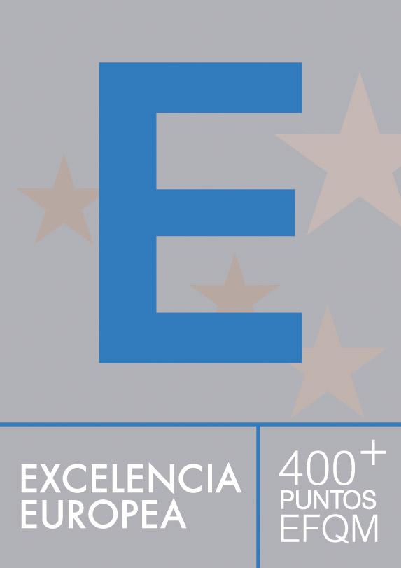 Sello de Excelencia Europea 400+